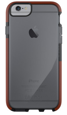 Tech21 Classic Shell Apple iPhone 6 Plus/6s Plus Zwart