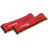 Kingston HyperX Savage 16 GB DIMM DDR3-2400 2 x 8 GB