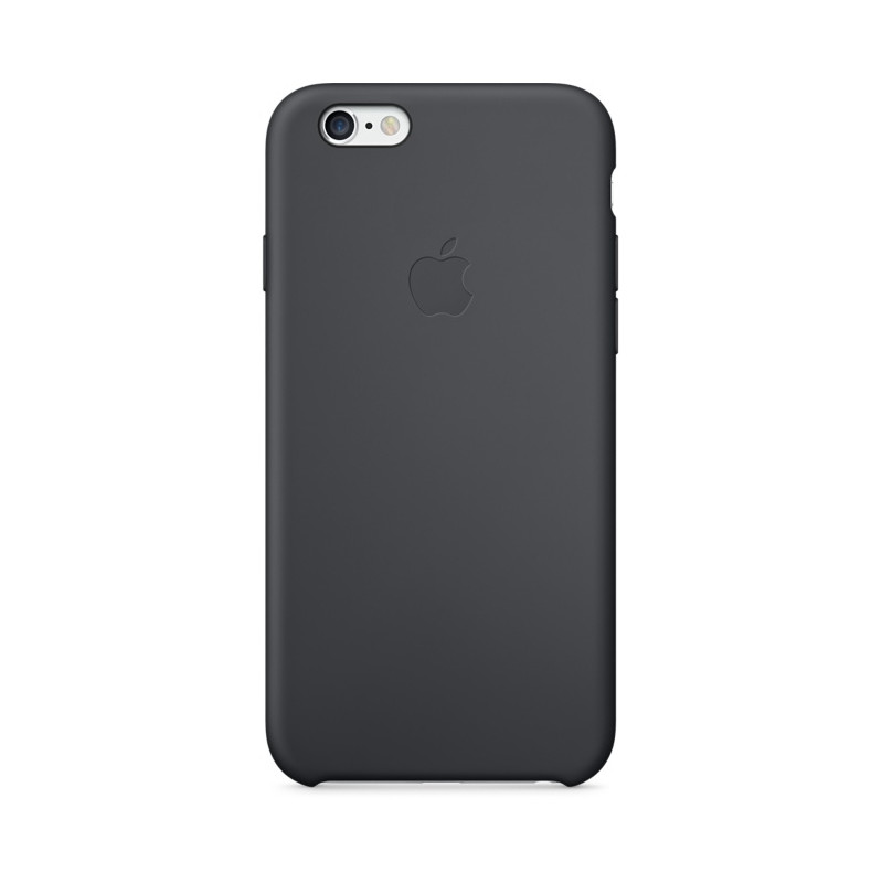 Apple Silicone Case Iphone 6 Zwart