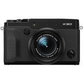 Fujifilm Finepix X30 zwart