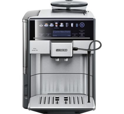 Siemens Eq 6 Te607203rw Zilver kopen
