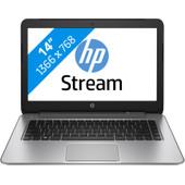 HP Stream 14-z010nd Zilver