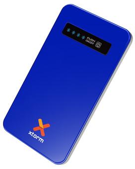 A-Solar Xtorm Power Bank Elite 5000 Blauw