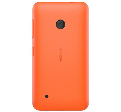 Nokia Lumia 530 Shell Oranje