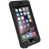 Lifeproof Nuud Case Apple iPhone 6 Zwart