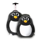 The Cuties And Pals Koffer & Rugzak Peko De Pinguin