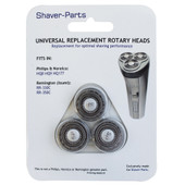 Shaver-Parts universele scheerkop