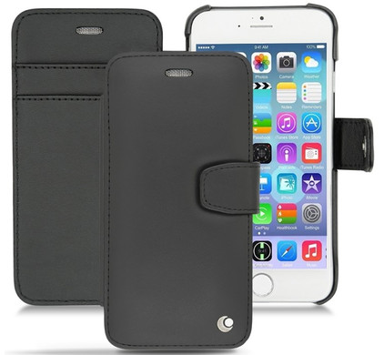 Noreve Tradition B Leather Case Apple iPhone 6 Zwart