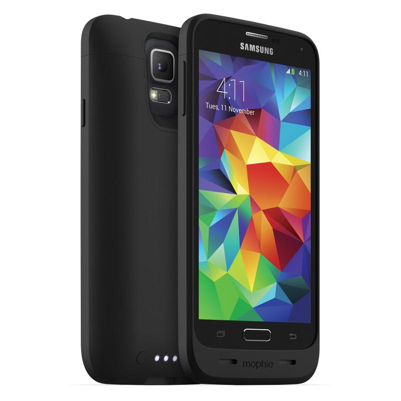 Mophie Juice Pack Samsung Galaxy S5 Zwart