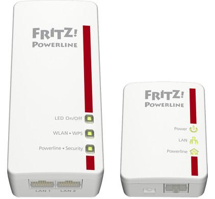 AVM FRITZ!Powerline 540E WLAN Set International