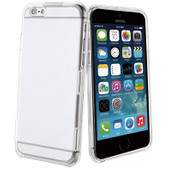 Muvit Crystal Case Rugged Apple iPhone 6 Transparant