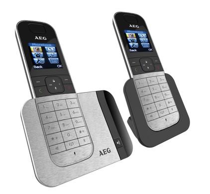 AEG dect telefoon