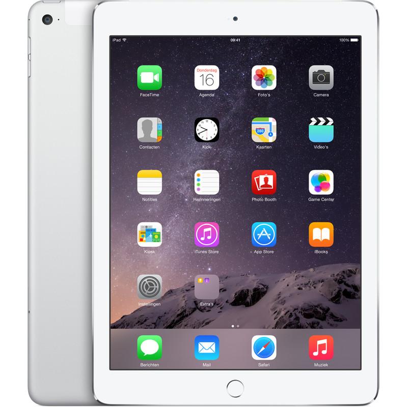 Apple iPad Air 2 WiFi+Cellular 32GB Silver (MNVQ2HC-A)