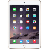 Apple iPad Mini 3 Wifi 128 GB Goud