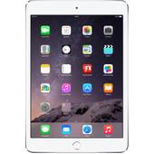 Apple iPad Mini 3 Wifi + 4G 128 GB Zilver