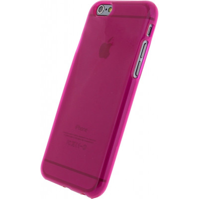 Mobilize Gelly Case Apple iPhone 6 Pink Transparant