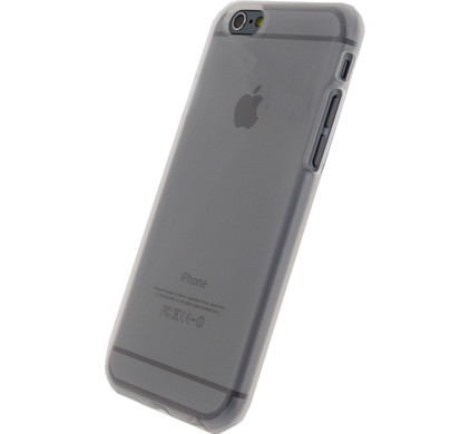 Xccess TPU Case Apple iPhone 6/6s Transparant Wit