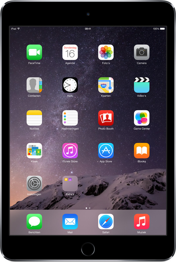 Reparatie iPad Mini 3scherm reparatie