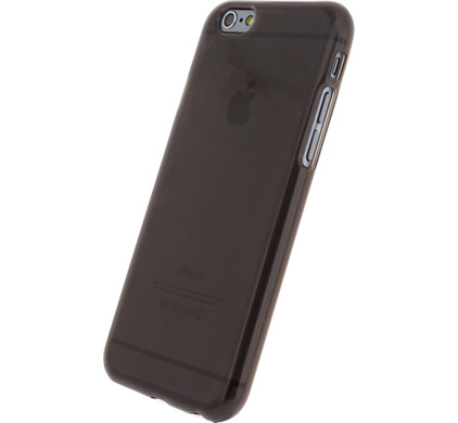 Xccess TPU Case Apple iPhone 6/6s Transparant Zwart