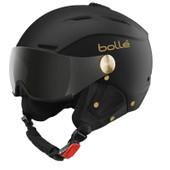 Bollé Backline Visor Soft Black/Gold (59 - 61 cm)