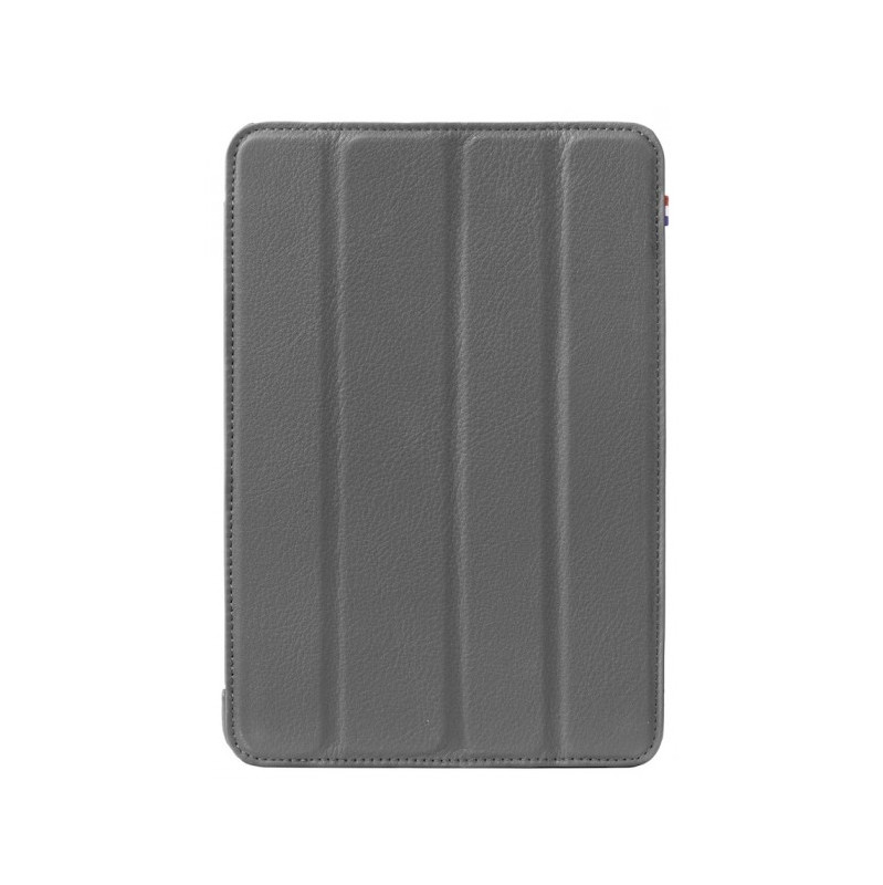 Decoded Leather Slim Cover Apple Ipad Air 2 Grijs