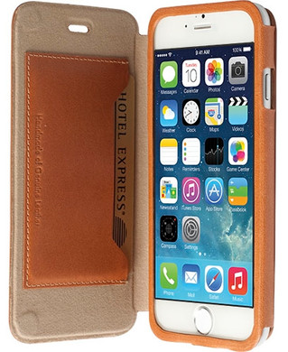 Krusell Book Case Kiruna Apple iPhone 6/6s Bruin