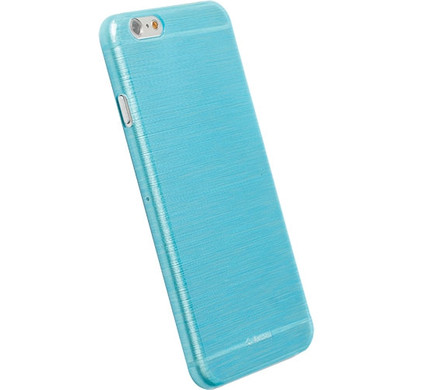 Krusell FrostCover Apple iPhone 6 Transparant Blauw