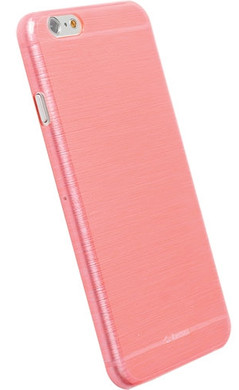 Krusell FrostCover Apple iPhone 6 Transparant Roze