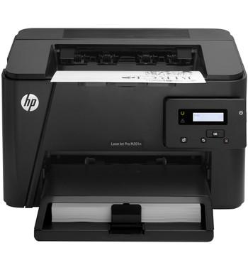 HP LaserJet Pro M201N + Toner Zwart XL