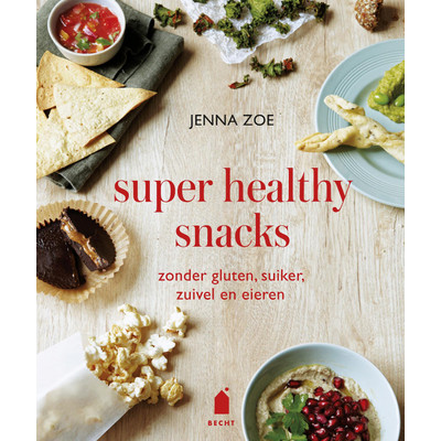 Image of Super Healthy Snacks - Jenna Zoe