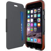 Tech21 Classic Shell Wallet Apple iPhone 6/6s Zwart