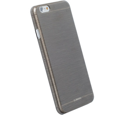 Krusell FrostCover Apple iPhone 6 Transparant Zwart