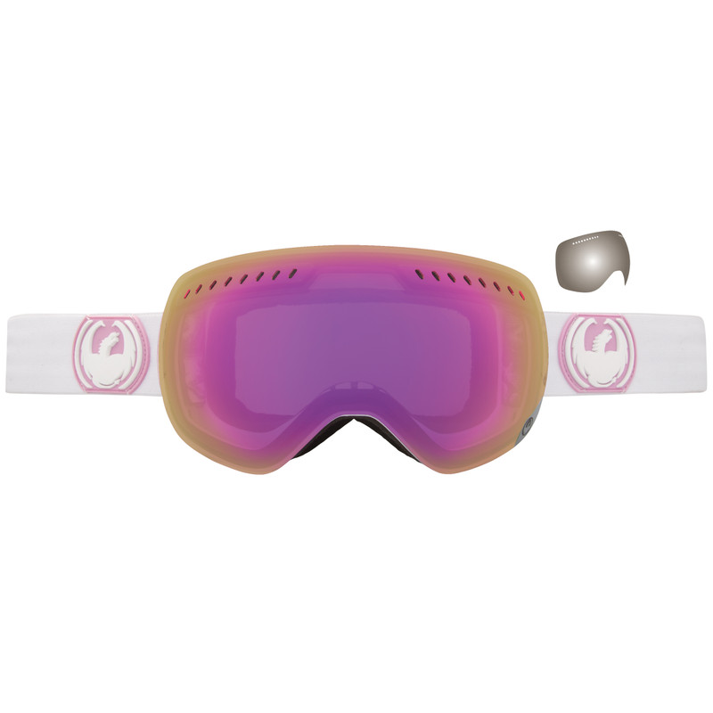 Dragon Apxs White / Pink IonizedandIonized