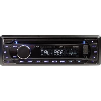 Image of Caliber Auto Radio RCD231 4x 75W, USB, CD