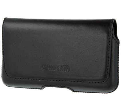 Valenta Leather Case Durban Black 20