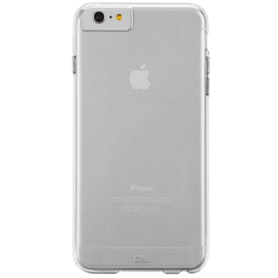 Image of Case-Mate Barely There Apple iPhone 6 Plus/6s Plus Transparant