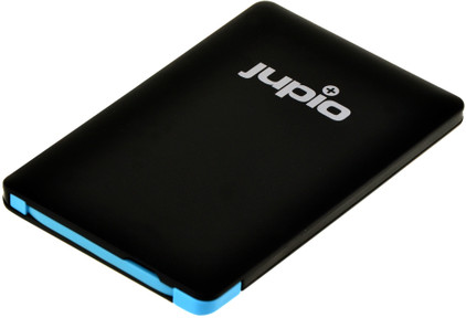 Jupio Power Vault Card 2500 mAh Zwart
