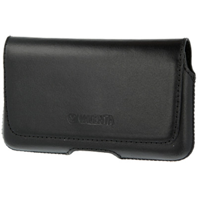 Valenta Leather Belt Case Durban Black 4XL