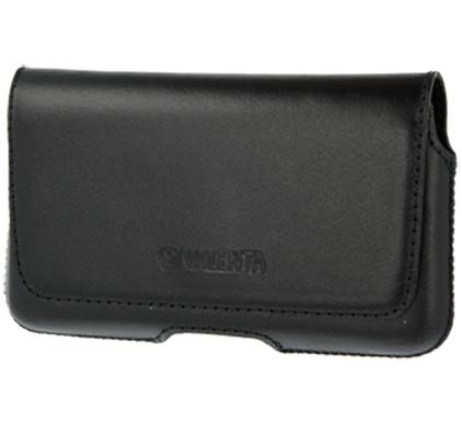 Valenta Leather Belt Case Durban Black 4XL