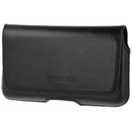 Valenta Leather Belt Case Durban 4XL Zwart