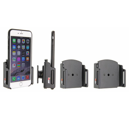 Brodit Passive Holder Apple iPhone 6 Plus with Skin