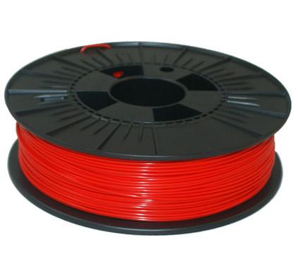 ABS Rode Filament 1,75 mm (0,75 kg)