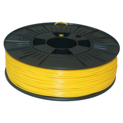 ABS Gele Filament 1,75 mm (0,75 kg)