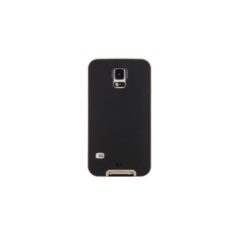 Case-Mate Slim Tough Case Samsung Galaxy S6 Zwart/Goud