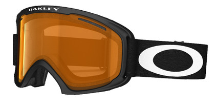 Oakley O2 XS Matte Black + Persimmon Lens