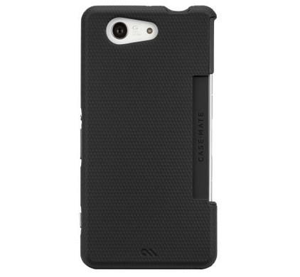 Case-Mate Tough Case Sony Xperia Z3 Compact Zwart