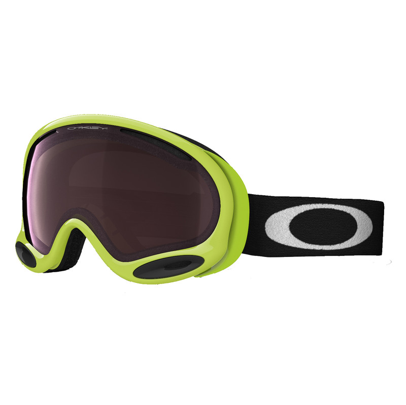 Oakley A Frame 2.0 80 Neon Green / Prizm Black Iridium