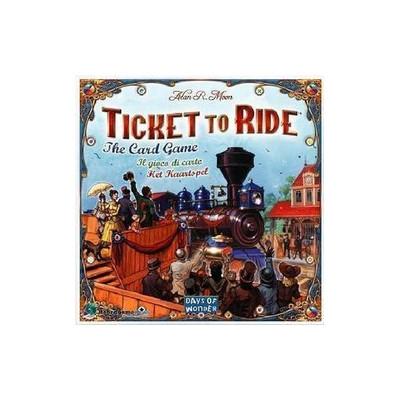 Ticket to Ride - Speelkaarten