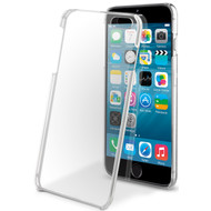 Muvit Back Case Apple iPhone 6 Plus Transparant