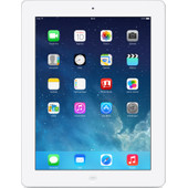 Forza iPad Wifi + 4G 16 GB Wit 4e Generatie (Refurbished)